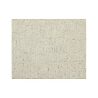 Presley Neutral Wool 8'x10' Rug