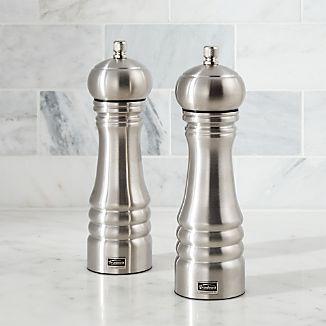 Professional Salt & Pepper Mill Set