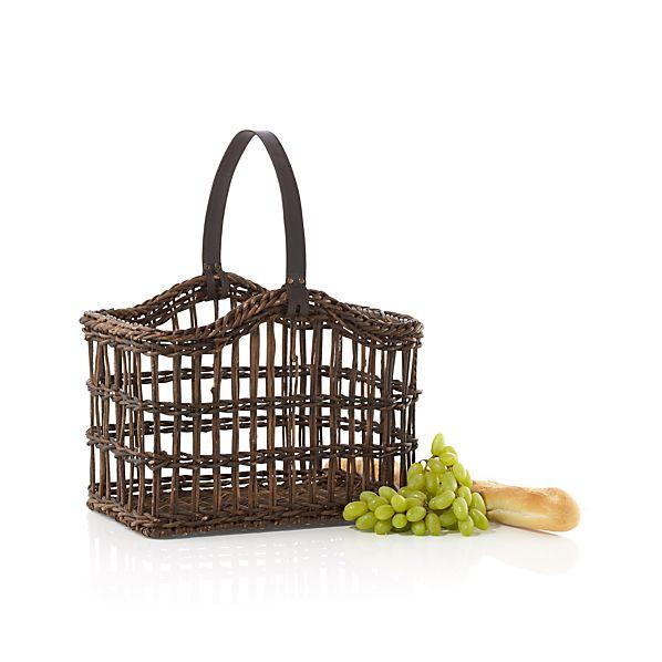 Provence Picnic Basket