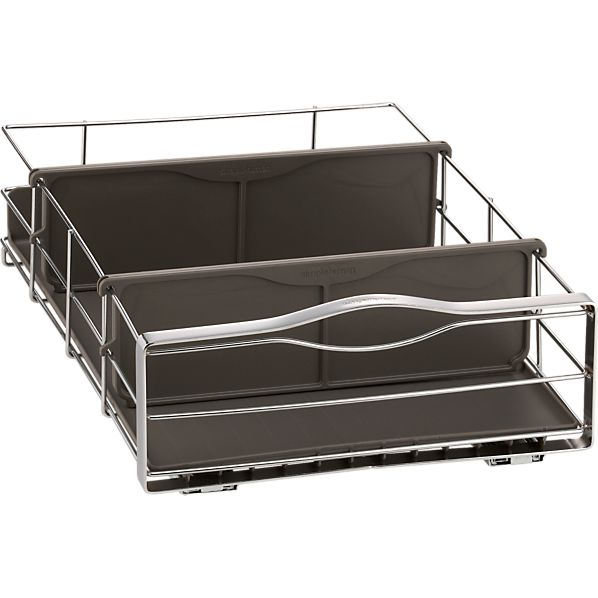 simplehuman ® Medium Pull Out Cabinet Organizer
