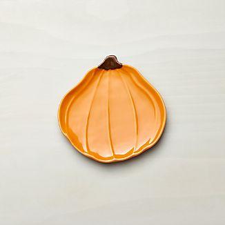 Pumpkin Appetizer Plate