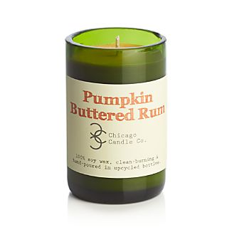 Pumpkin Buttered Rum Scented Candle