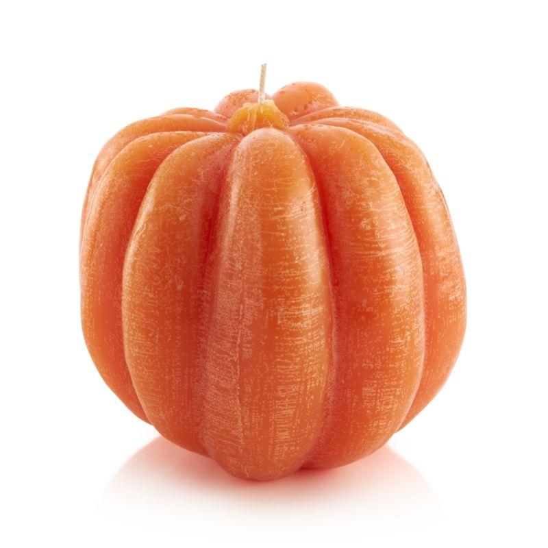 Pumpkincandleorangef14
