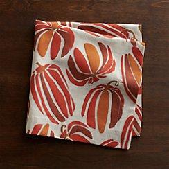 Pumpkin Patch Napkin