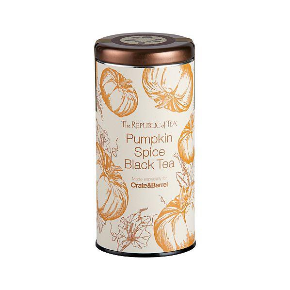 The Republic of Tea ® Pumpkin Spice Black Tea
