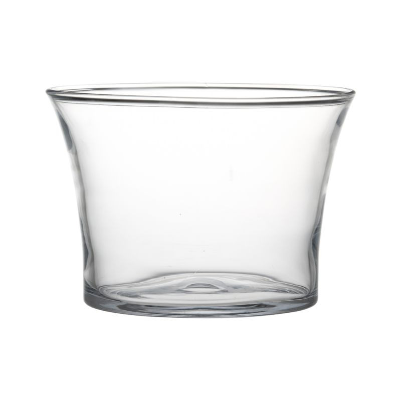 Handcrafted in the European tradition, our update on the traditional punch bowl features a clean, contemporary flared shape to hold two gallons of your favorite cold party beverage. Wide open bowl allows for easy serving and offers a clear view of colorful punches or fruit-filled sangria.<br /><br /><NEWTAG/><ul><li>Handcrafted</li><li>Glass</li><li>Not for use with hot liquids</li><li>Hand wash</li><li>Made in Poland</li></ul>