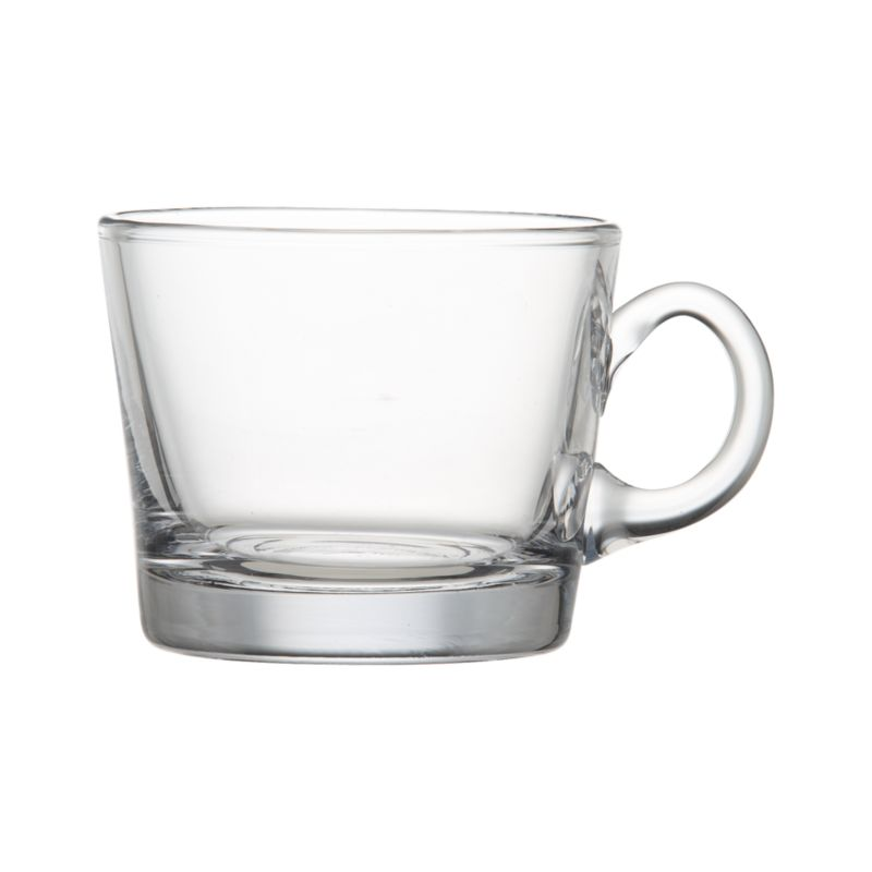 Handcrafted in the European tradition, our update on the traditional punch cup features a clean, contemporary flared shape generously sized to enjoy favorite cold party beverage. Wide open cup with sturdy sham sits well in hand and stands steady stacked near the punch bowl.<br /><br /><NEWTAG/><ul><li>Glass</li><li>Not for use with hot liquids</li><li>Hand wash</li><li>Made in Poland</li></ul>