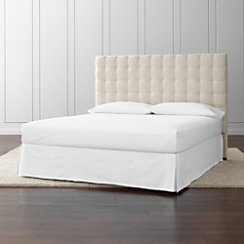 Quadrant Upholstered King Headboard