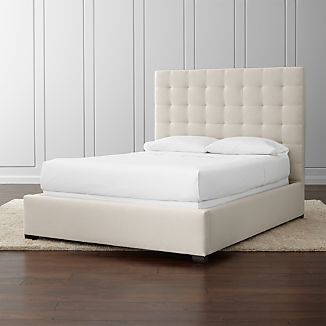 Top quality bedroom furniture crate and barrel for Best quality upholstered furniture