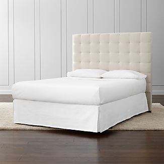 Quadrant Upholstered Queen Headboard