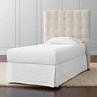 Quadrant Upholstered Twin Headboard
