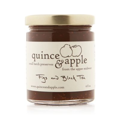 Quince & Apple Figs and Black Tea Preserves
