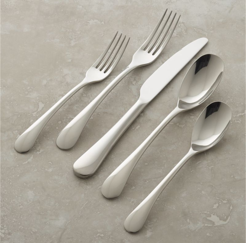 Quinlan 5-Piece Flatware Place Setting