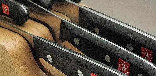Wusthof knife handles