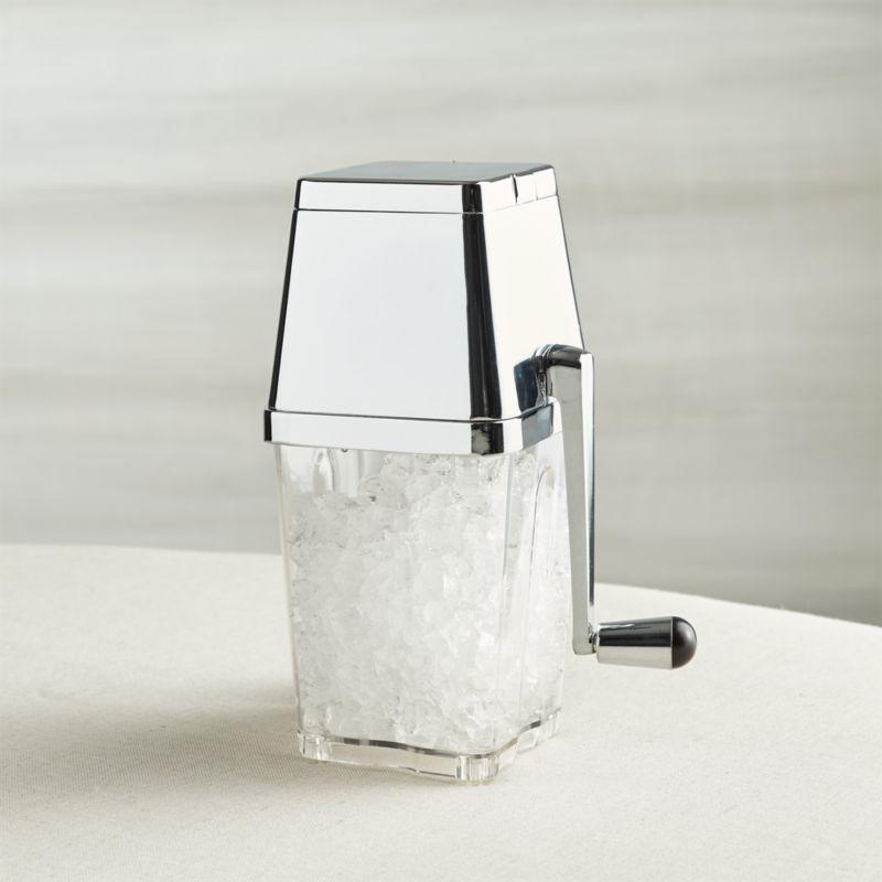 Rabbit ® Manual Ice Crusher