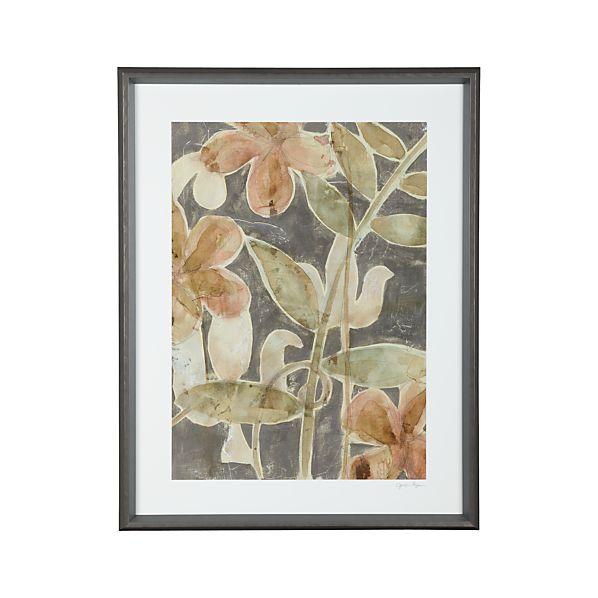 Rainforest Fresco I Print