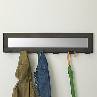 Coat Racks Standing And Wall Mounted Crate And Barrel