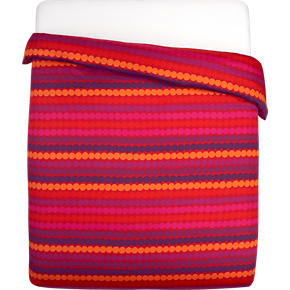 Marimekko Rasymatto Red Full/Queen Comforter