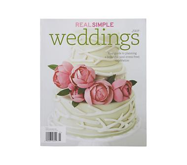 """Real Simple Weddings"""