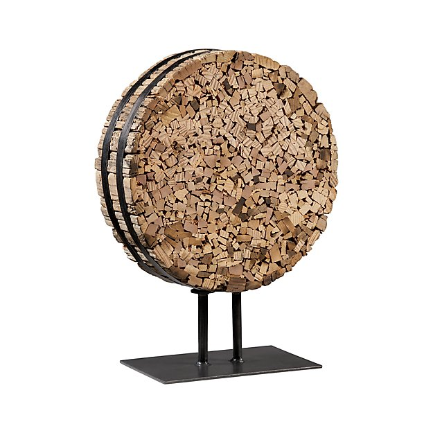 Reclaimed Wood Sculpture