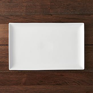 "Rectangular 16.5""x10.25"" Platter"