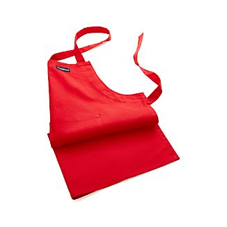 Red Kid's Apron