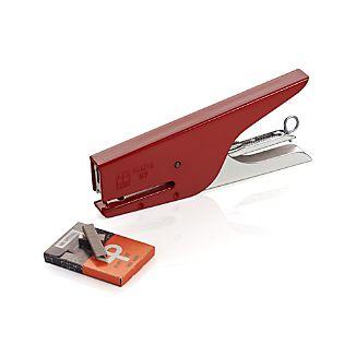 Klizia Bright Red Stapler