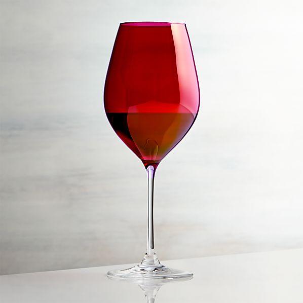 red luster wine glass. Black Bedroom Furniture Sets. Home Design Ideas
