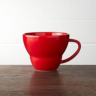 Red 10 oz. Mug