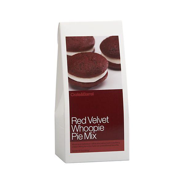 Red Velvet Whoopie Pie Mix