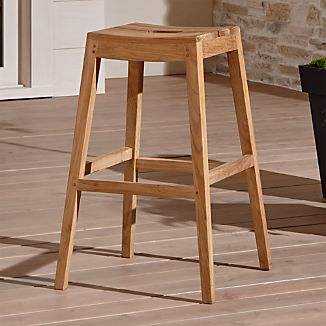 Regatta Backless Bar Stool