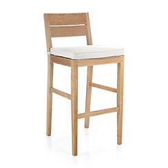 Regatta Bar Stool with Sunbrella ® Cushion