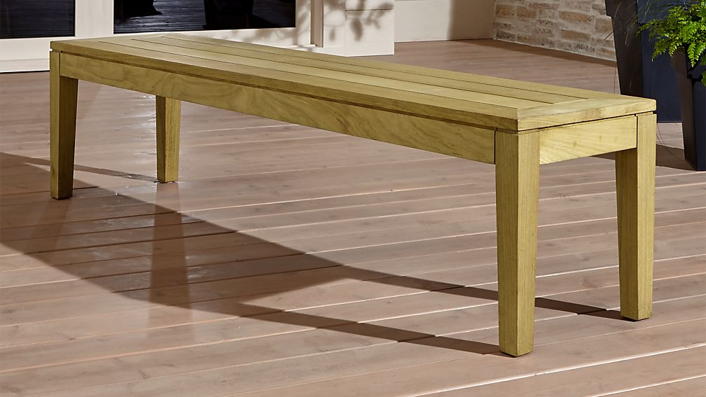 Regatta Dining Bench