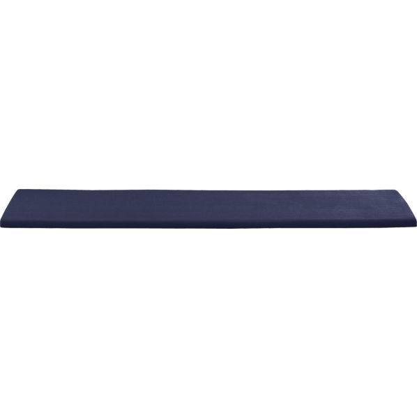 Regatta Sunbrella ® Indigo Dining Bench Cushion