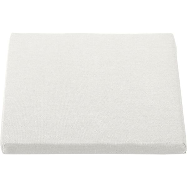 Regatta Sunbrella ® White Sand Dining Chair Cushion