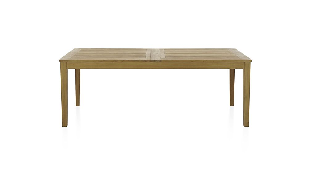 Regatta Extension Dining Table