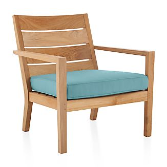 Regatta Lounge Chair with Sunbrella ® Cushion