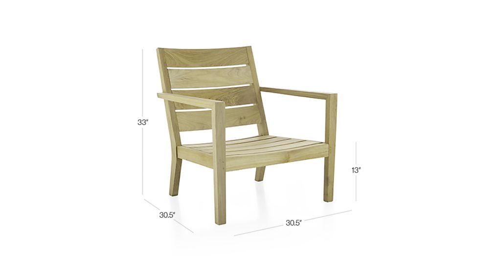 houseofaura crate and barrel lounge chair calistoga