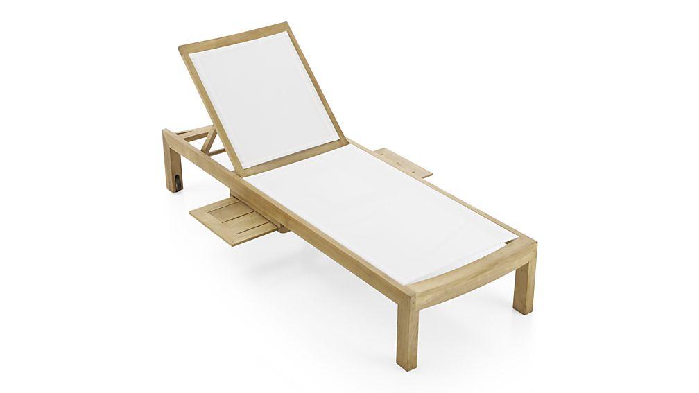 Regatta Mesh Chaise Lounge