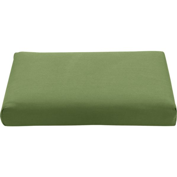 Regatta Sunbrella ® Cilantro Modular Armless Chair/Ottoman Cushion