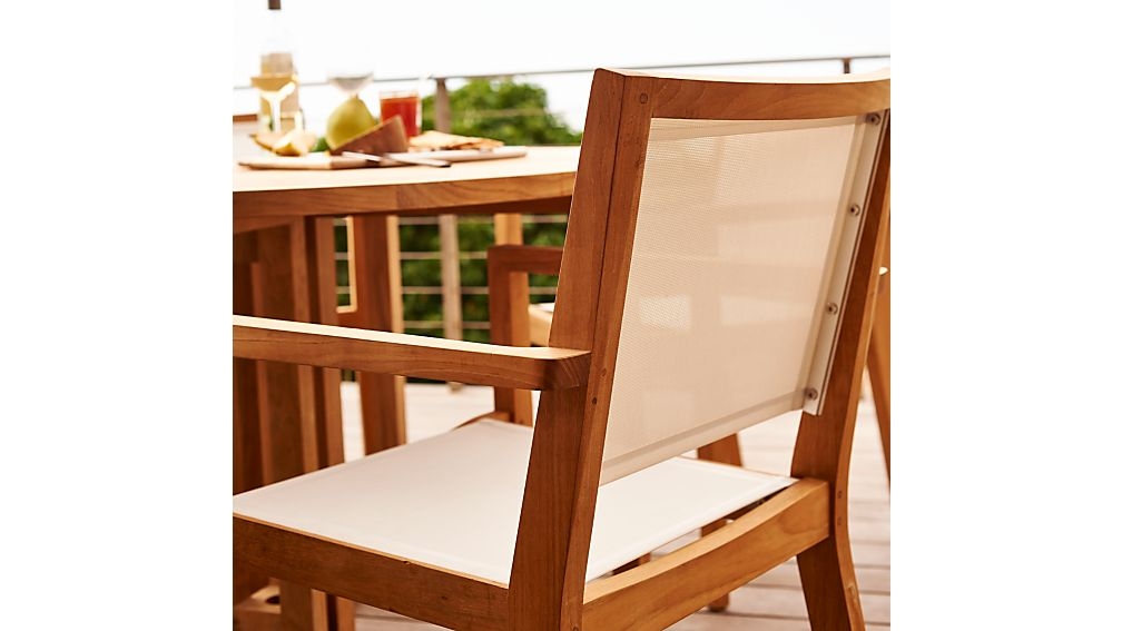 Regatta Mesh Dining Chair