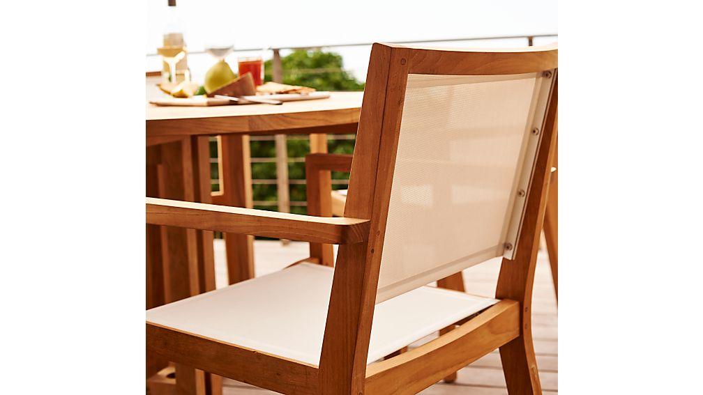 Regatta Mesh Dining Chair
