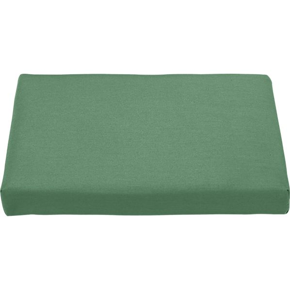 Regatta Sunbrella ® Bottle Green Ottoman Cushion