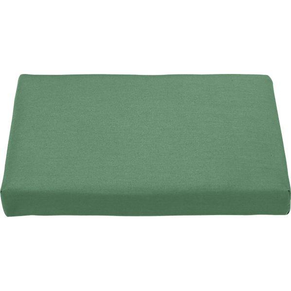Regatta Sunbrella ® Bottle Green Ottoman Cushion