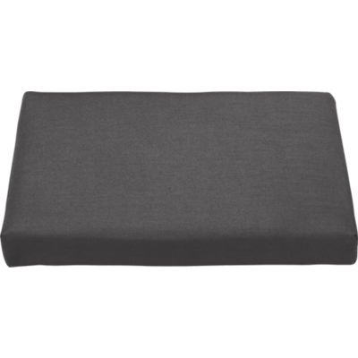 Regatta Sunbrella® Charcoal Ottoman Cushion