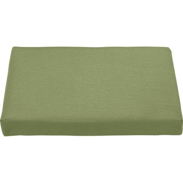 Regatta Sunbrella ® Cilantro Ottoman Cushion