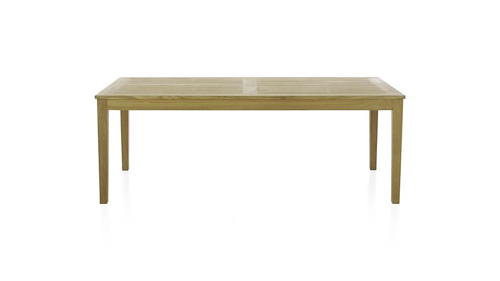 Regatta Rectangular Dining Table