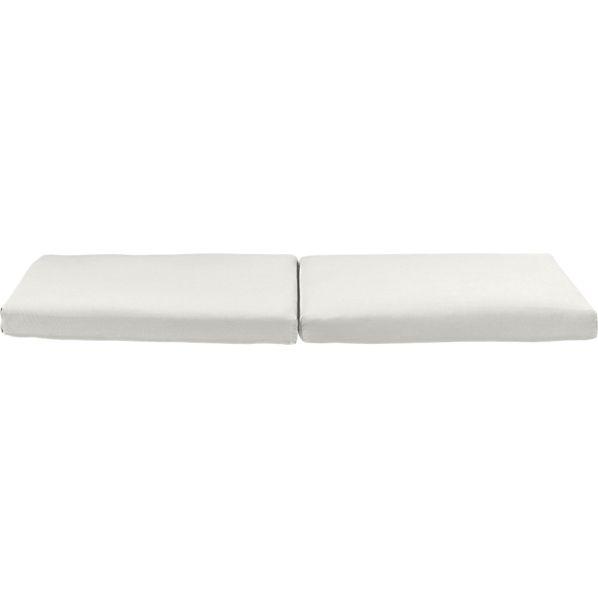 Regatta Sunbrella ® White Sand Sofa Cushions