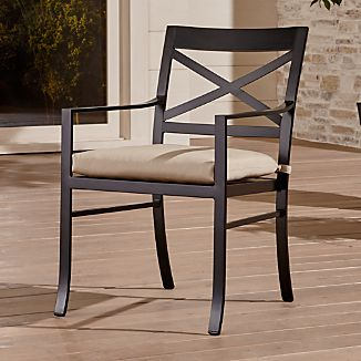 Regent Dining Chair with Sunbrella ® Cushion