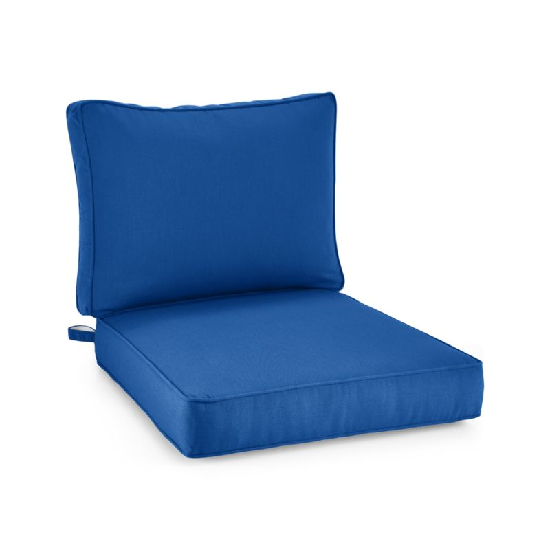 Regent Sunbrella Lounge Chair Cushion Sunbrella